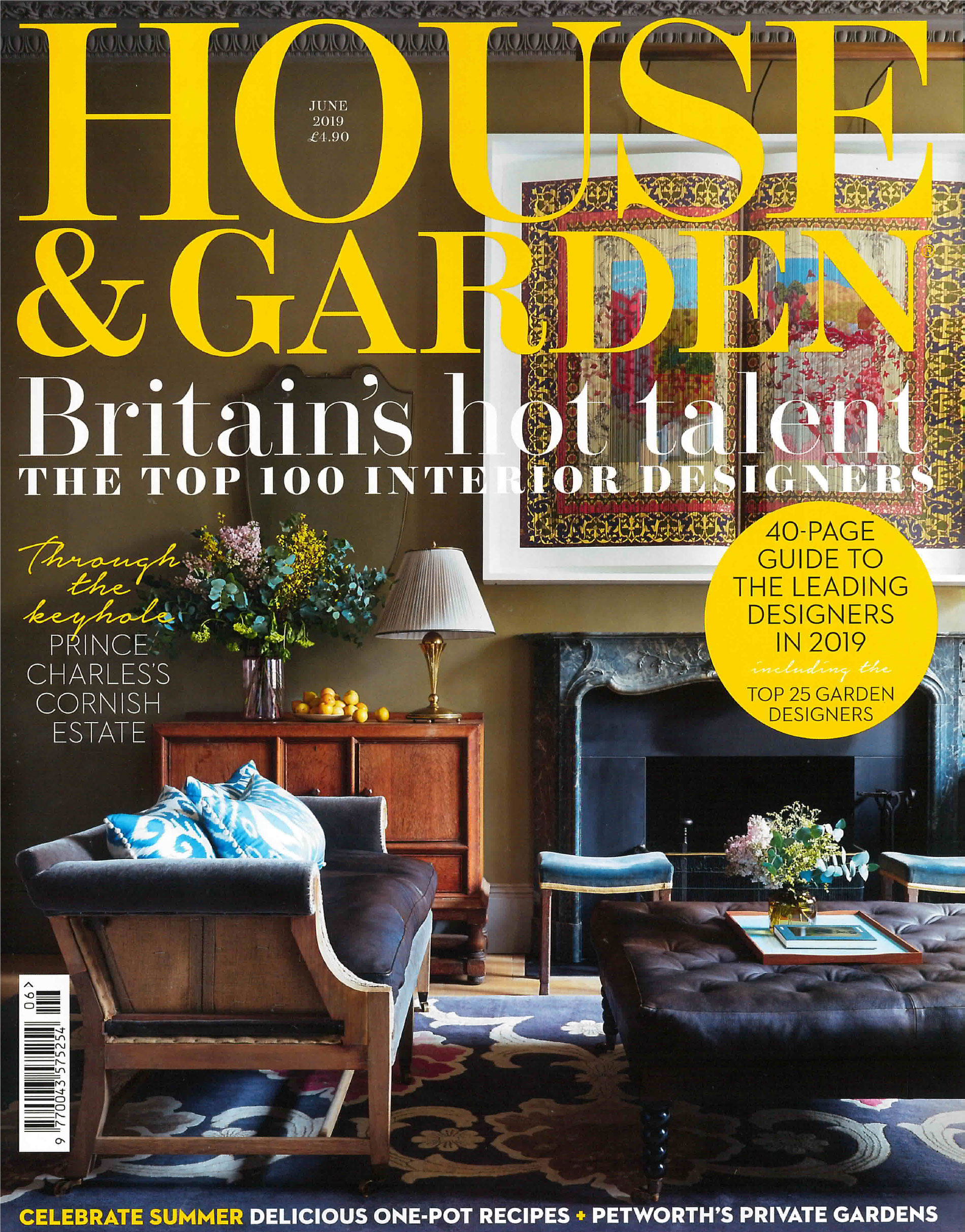 House and Garden June Edition