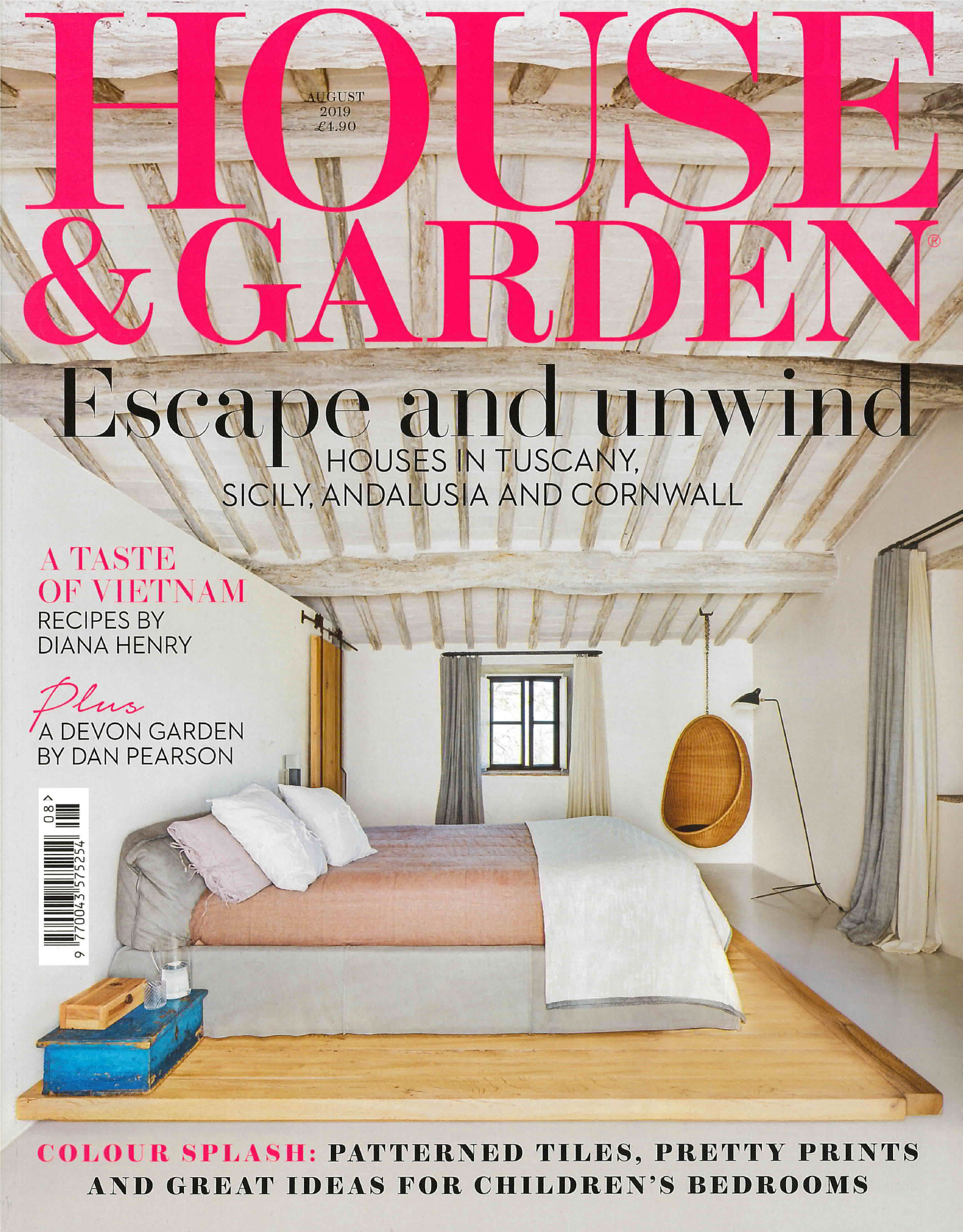 House and Garden August Edition