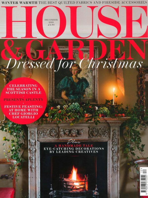 House & Garden December Edition