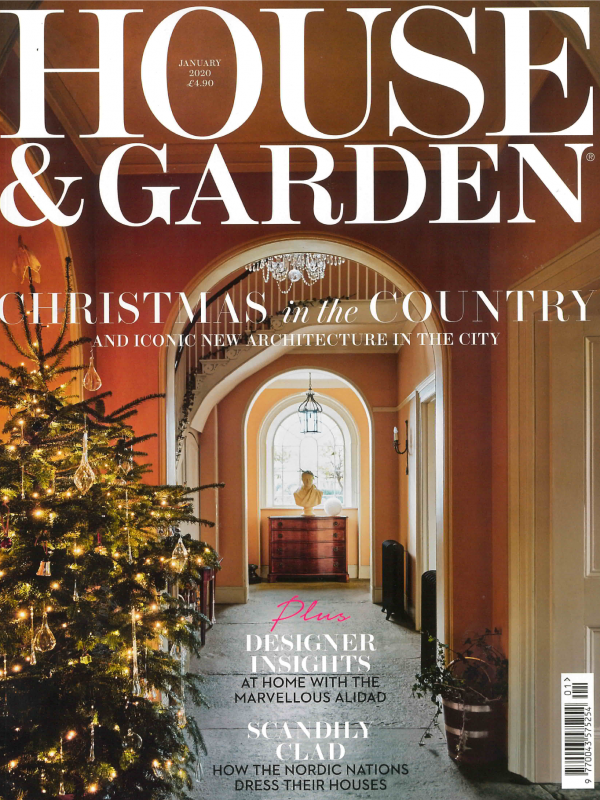House and Garden January Edition