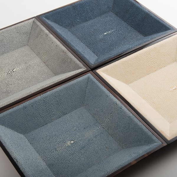 What is shagreen made from, and our approach at Objet Luxe