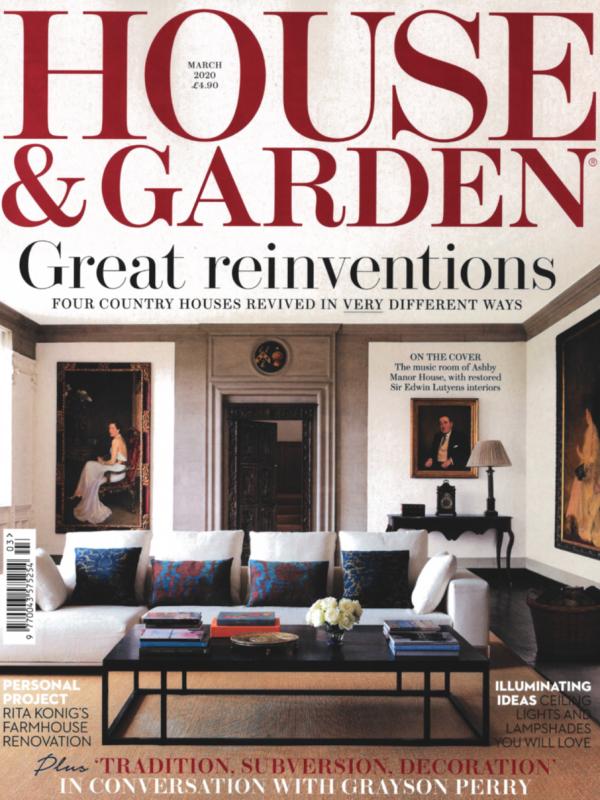 House & Garden March 2020