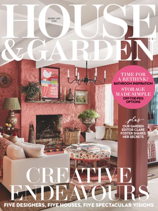 House & Garden February 2021