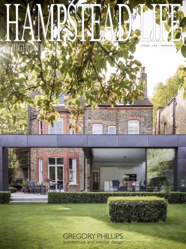 Hampstead & Highgate London Life Magazine Mar 2021