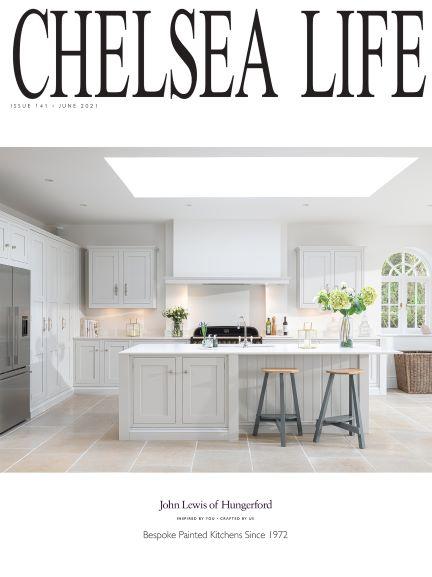 Chelsea Life Magazine June 2021