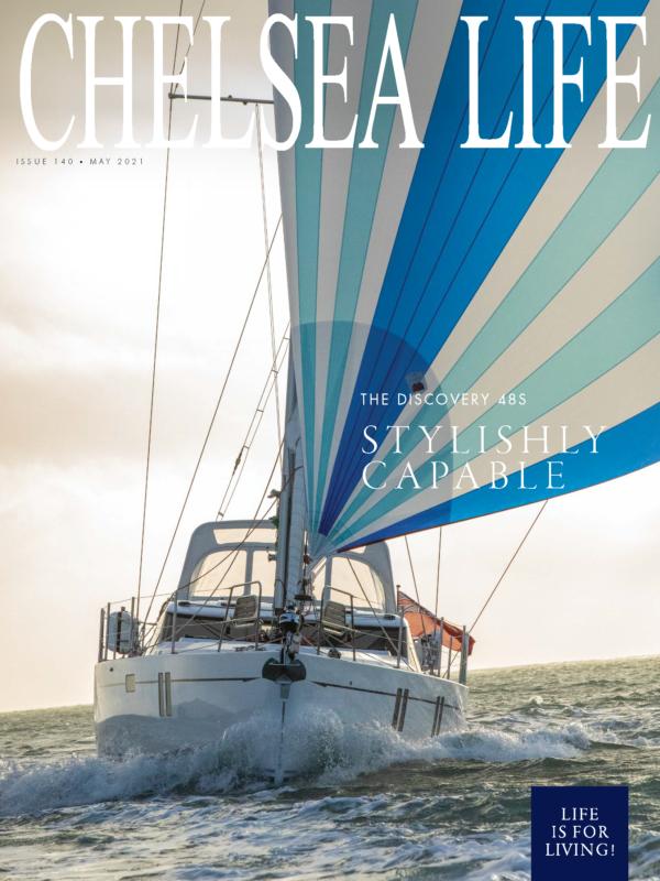 Chelsea Life Magazine May 2021