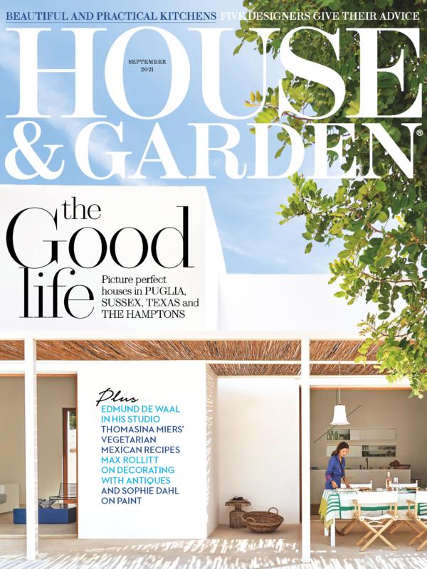 House & Garden September 2021