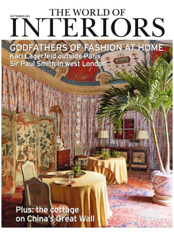 World of Interiors September 2021